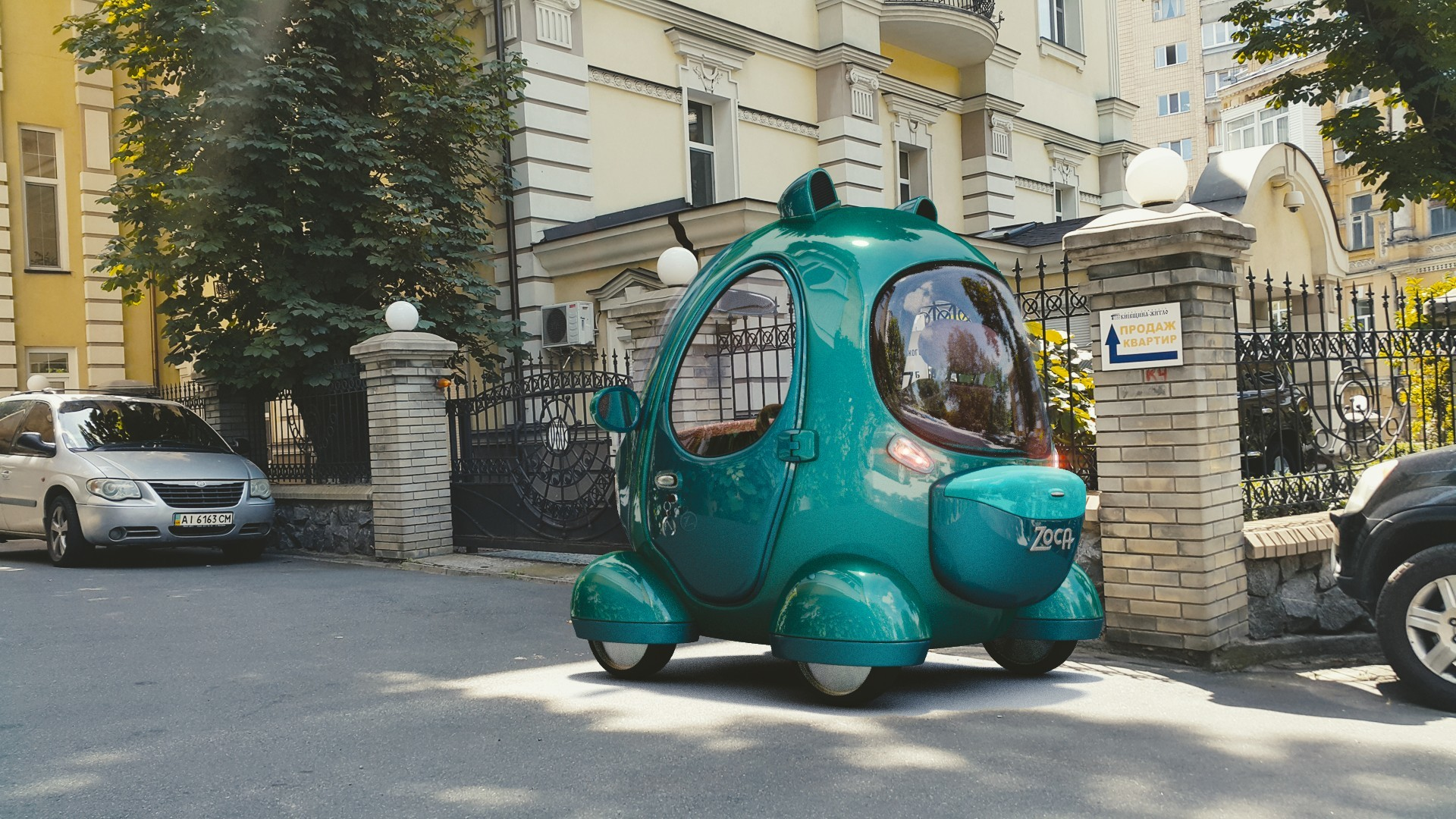 sviatoslav-petrov-render-9 Cool Review About Zootopia Cars with Inspiring Images Cars Review