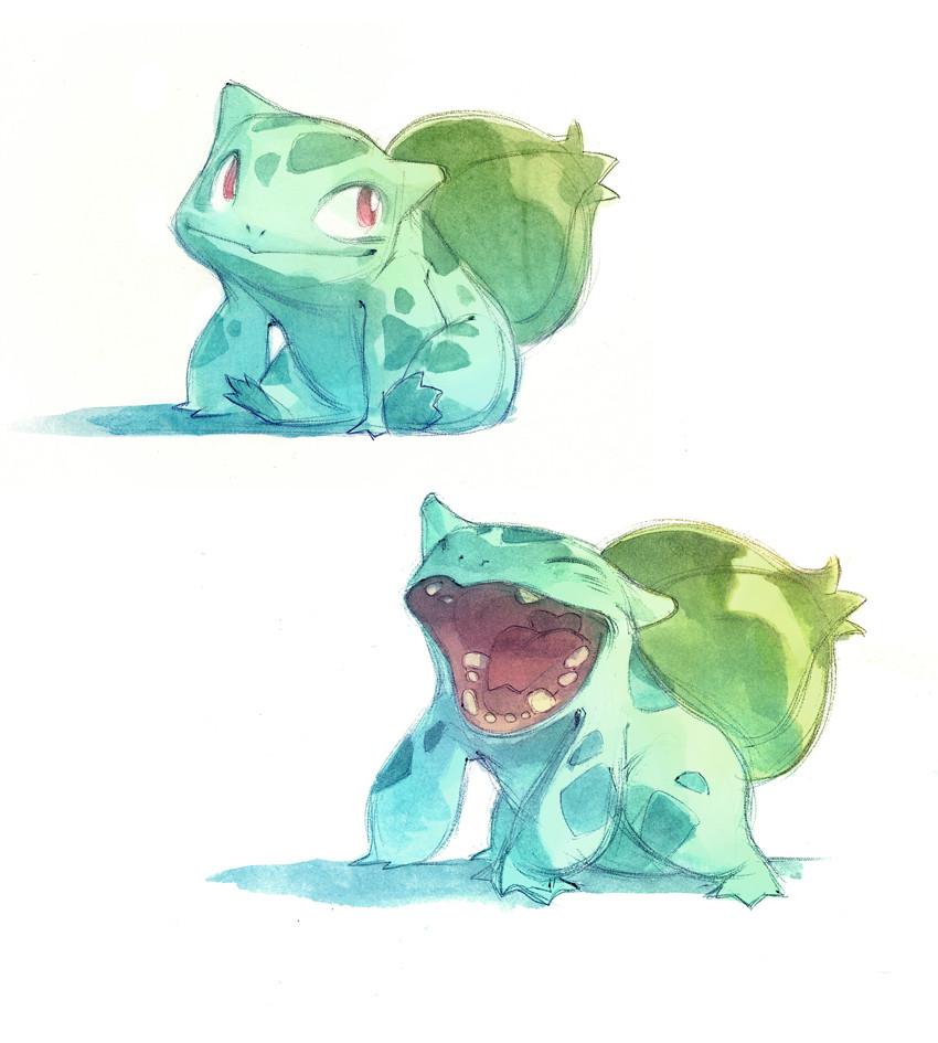 Nicholas kole bulbasaur