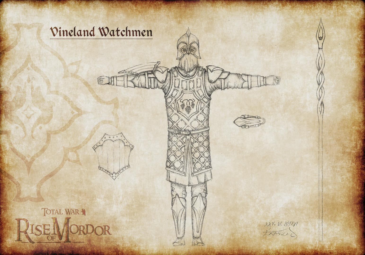 Adam dotlacil concept vineland watchmen