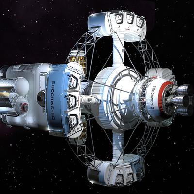 Ben harrison cargo ship 02