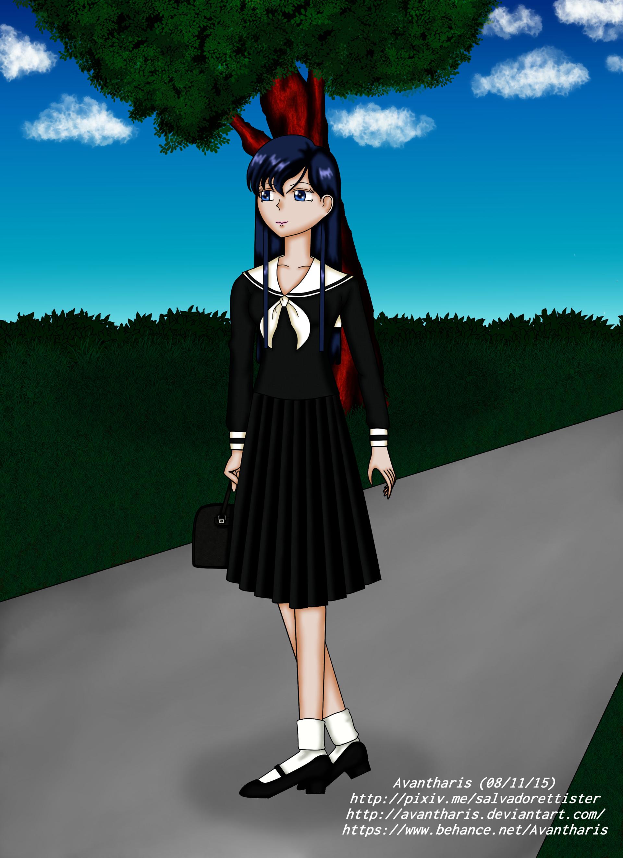 Sachiko Ogasawara from Maria-sama ga Miteru