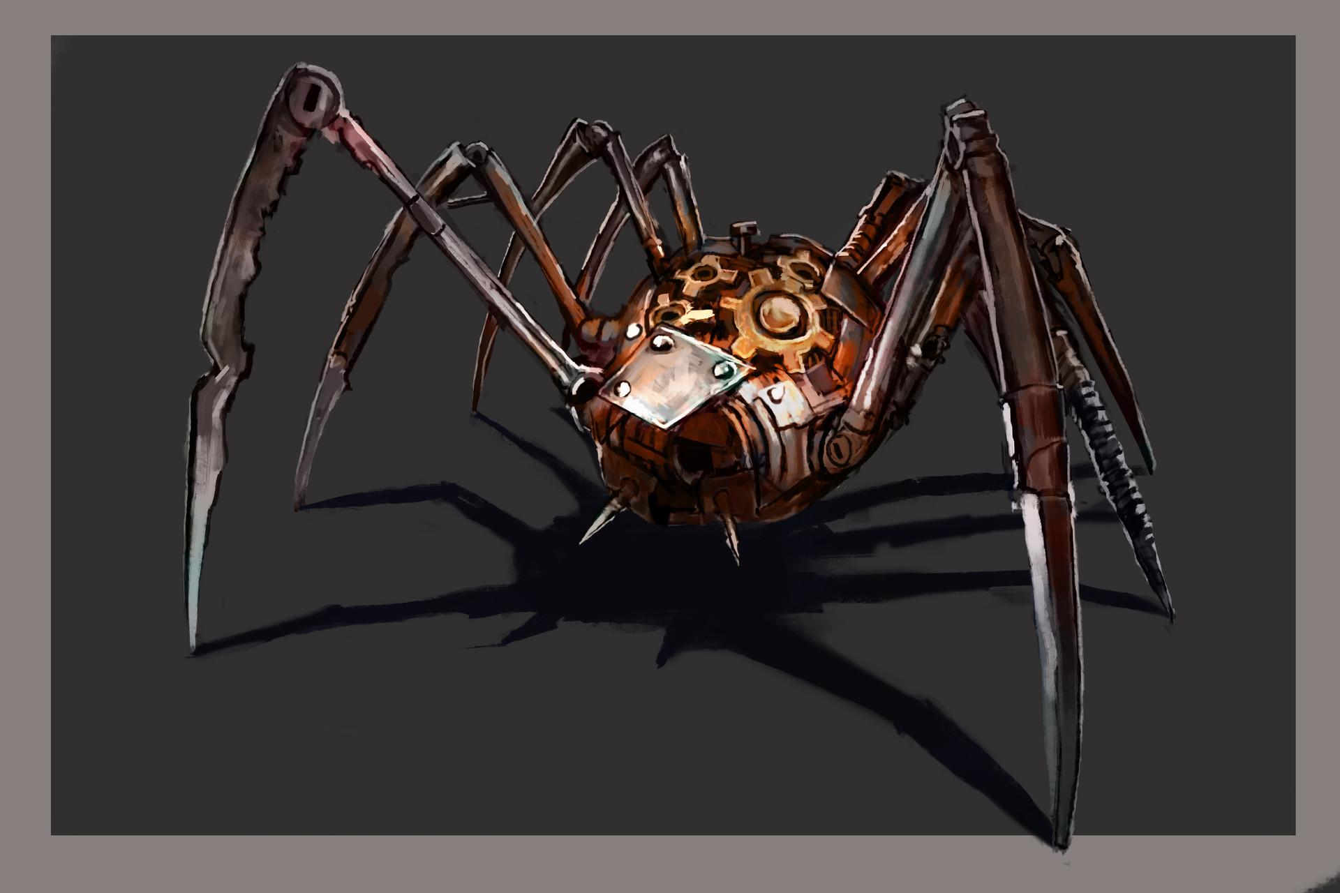Kerim akyuz spider