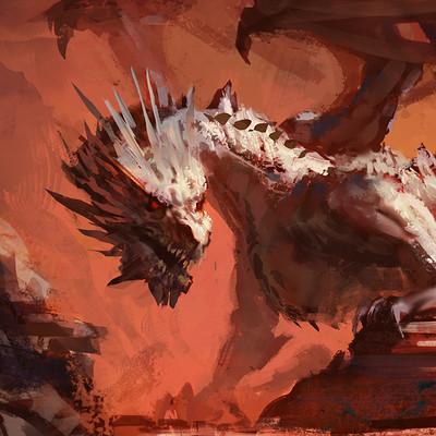 Sebastian horoszko 22 pale dragon