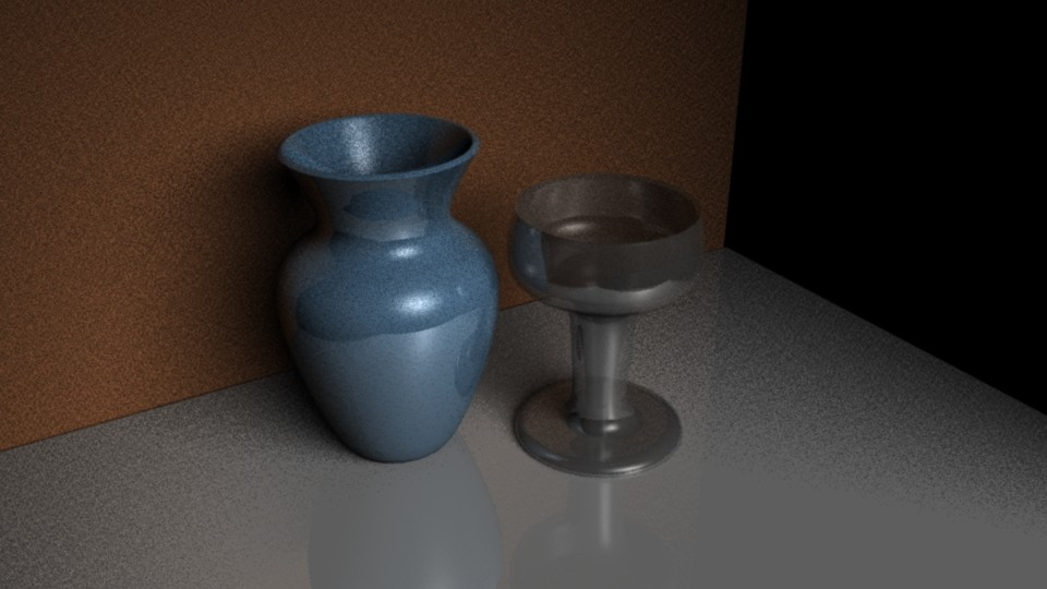 Pots and Cups 1