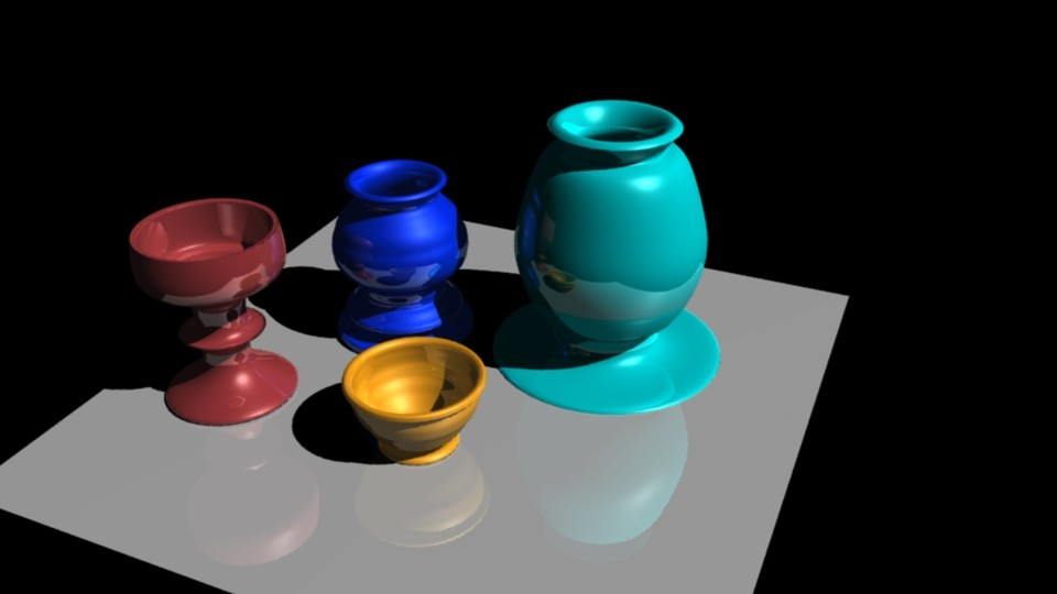 Pots and Cups 4