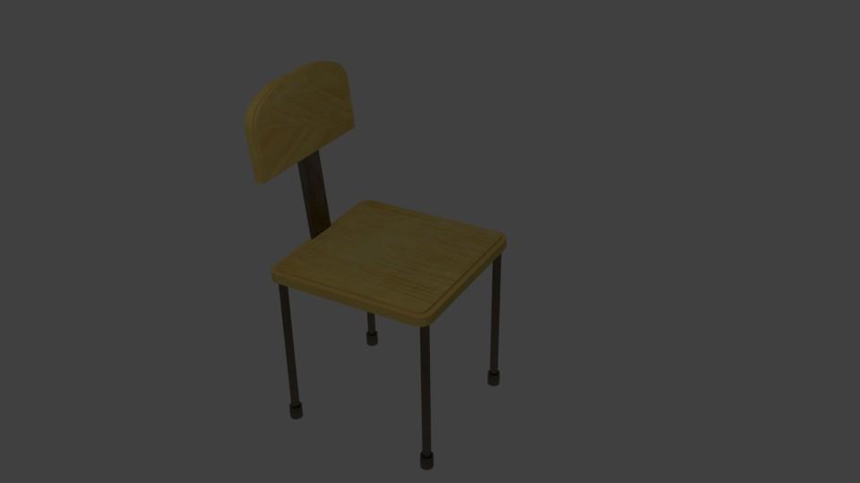 Chair (Blender)