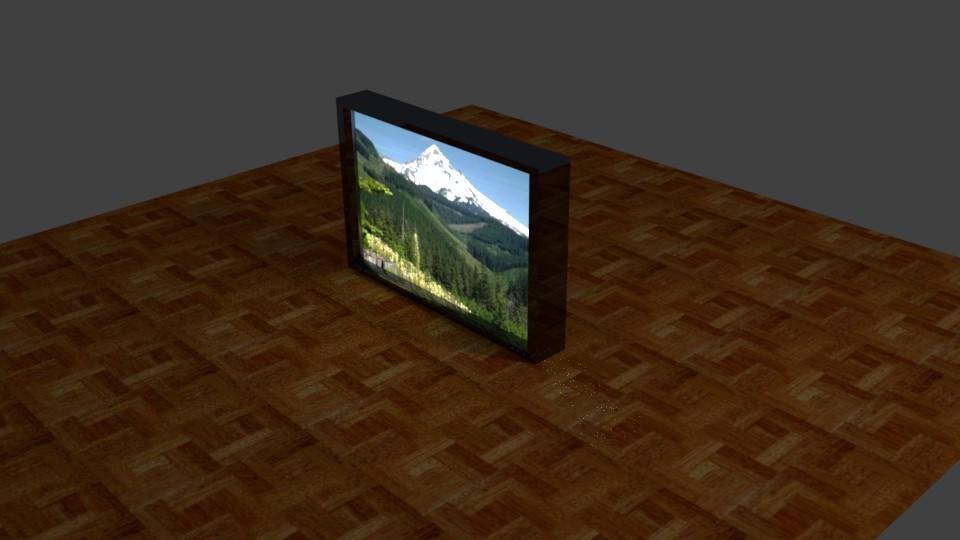 TV (Blender)