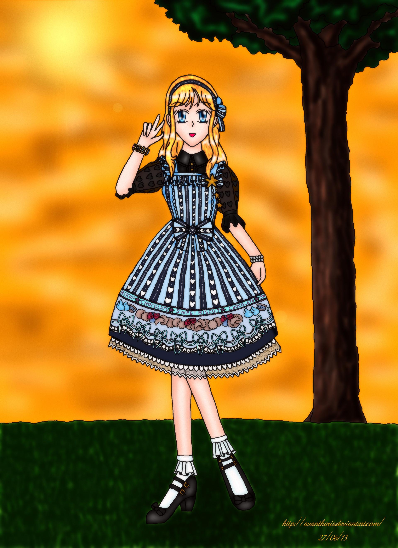 Sweet Lolita 1