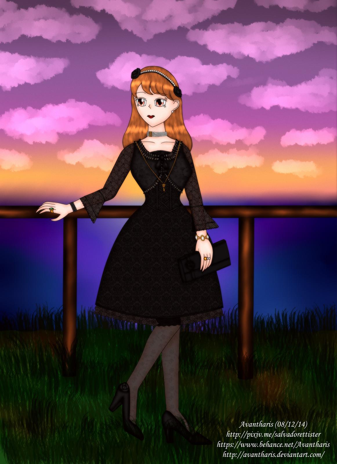 Classical Lolita 4