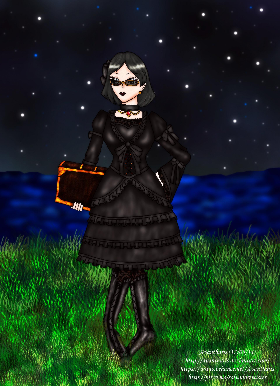 Kuro Lolita 2