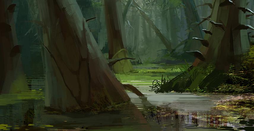 Tatiana svistunova forest