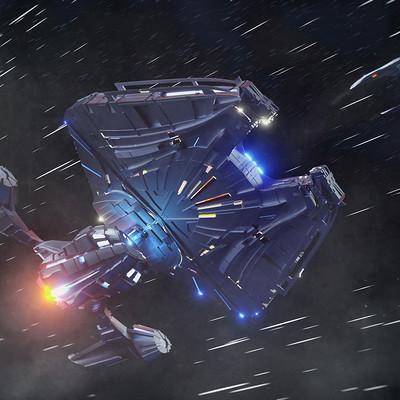 Kresimir jelusic robob3ar 274 130716 stpaceship 5k