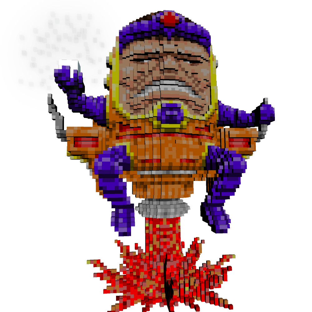 Rob mcdaniel modok progress4
