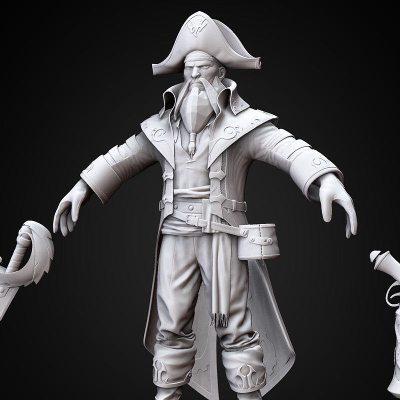 Captain Gangplank