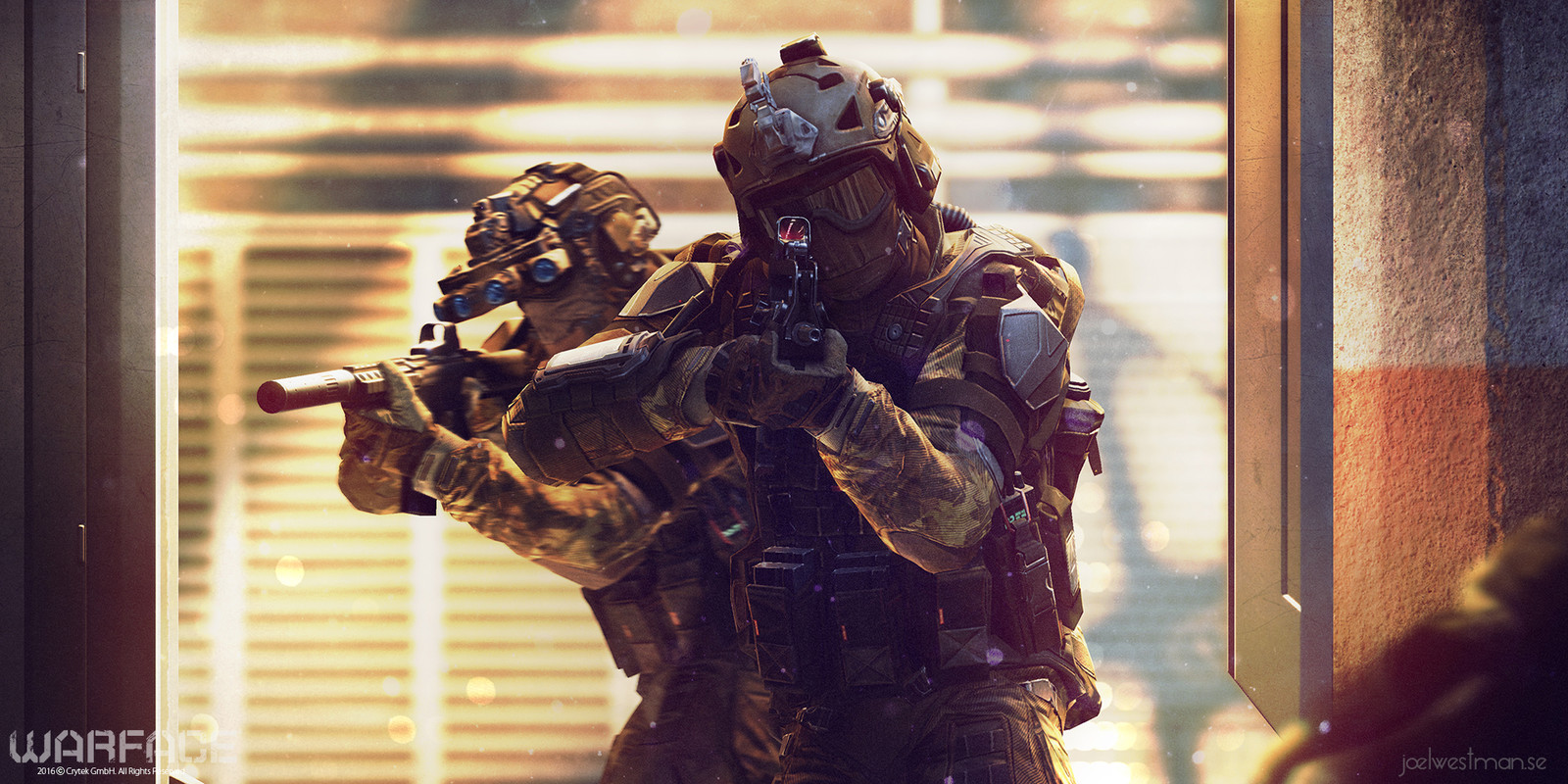 Warface Breach and Clear Promotion Screenshot