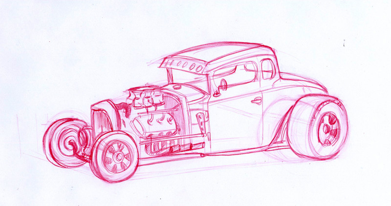 Collette curran hotrodsketch110 copy