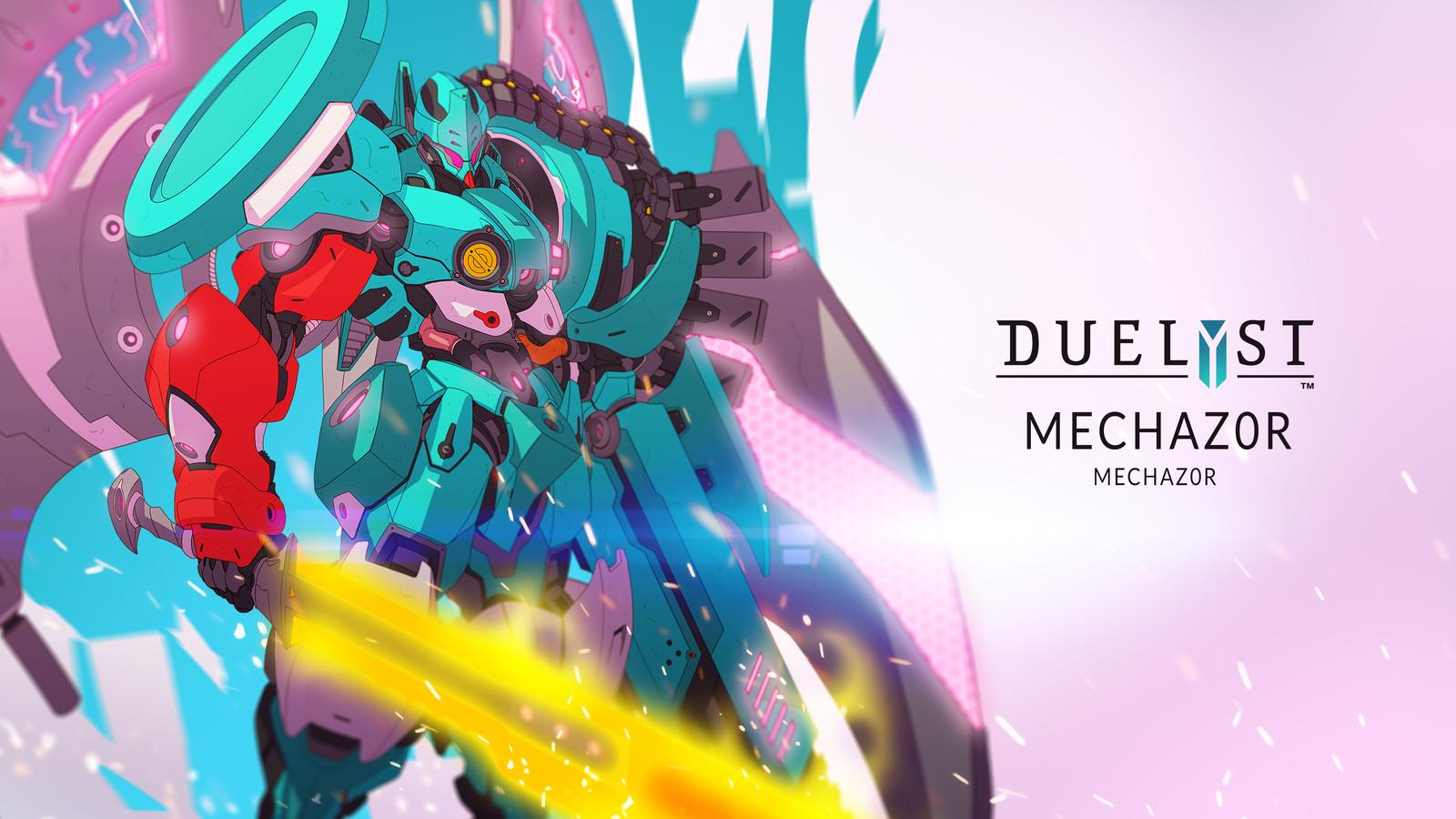 Counterplay Games - MECHAZ0R (MIDSHOT)