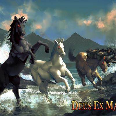 Michael katoglou horses 11 plus logo