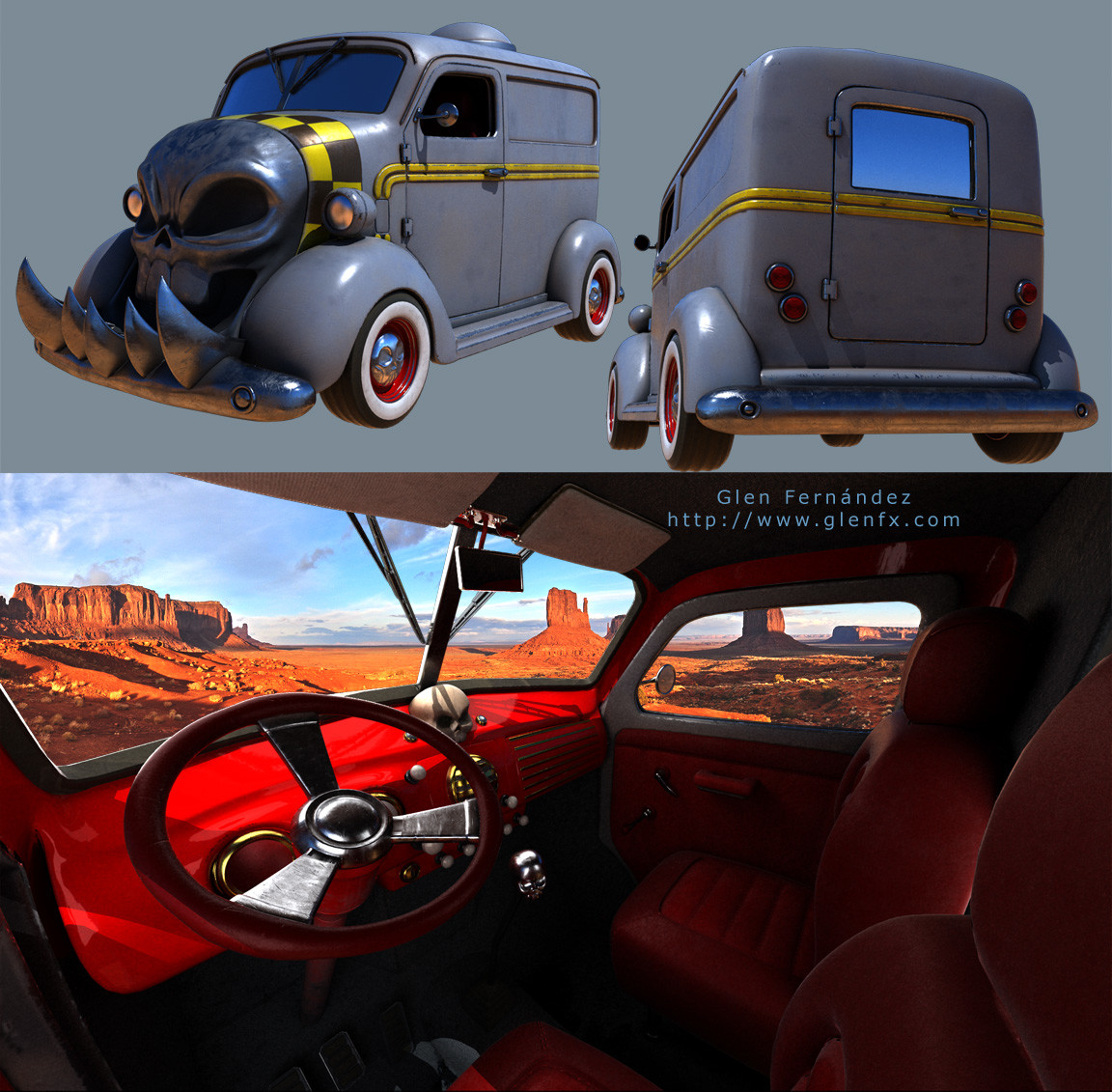 Glen fernandez sardi van model preview 02 glenfx