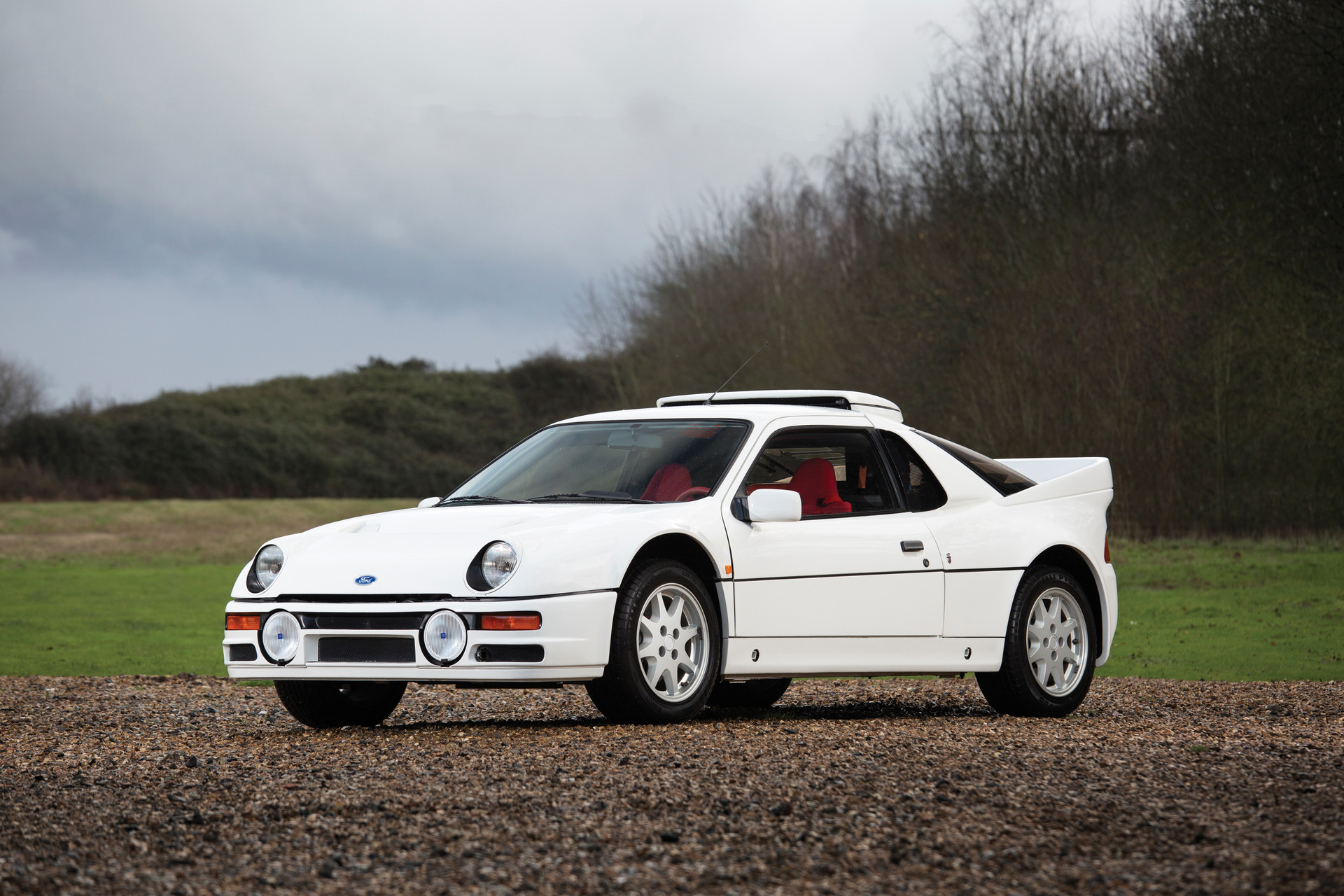 Andre camacho design ford rs200 evolution 12