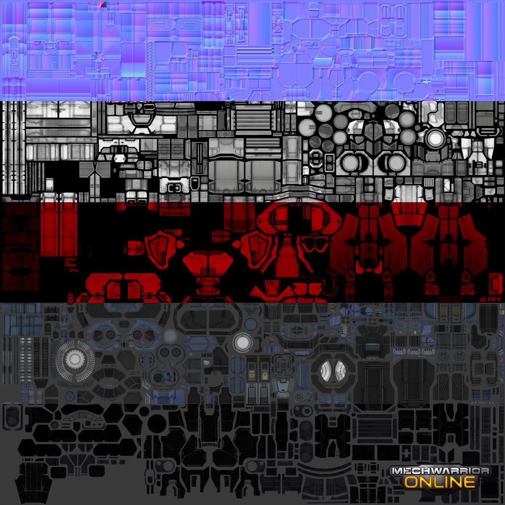 Lauren bamlett warhammer texture 01