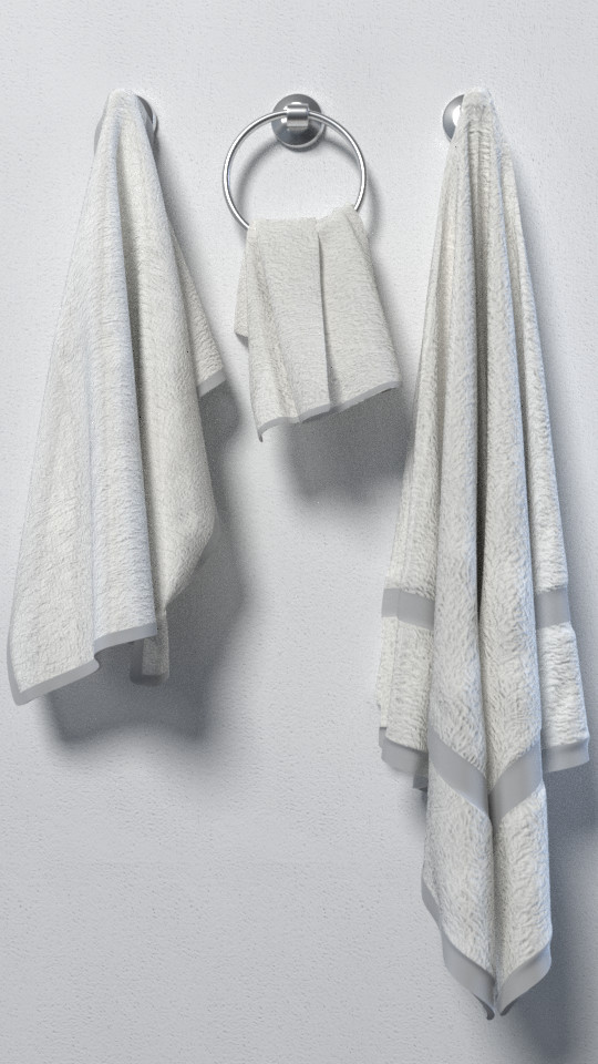 Jonathan groberg all towel white