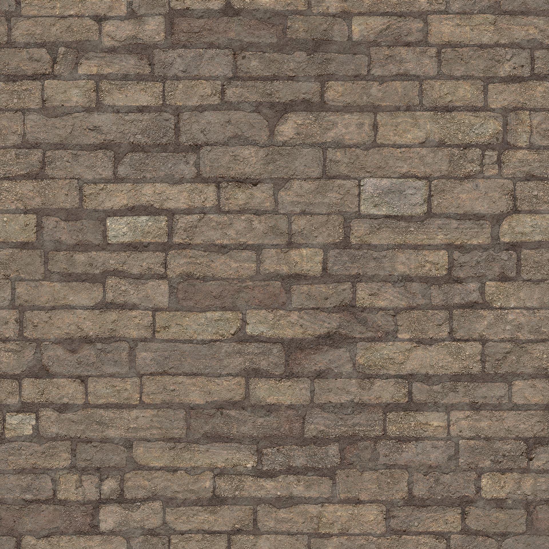 Akash dholakia tiling brick textures wip