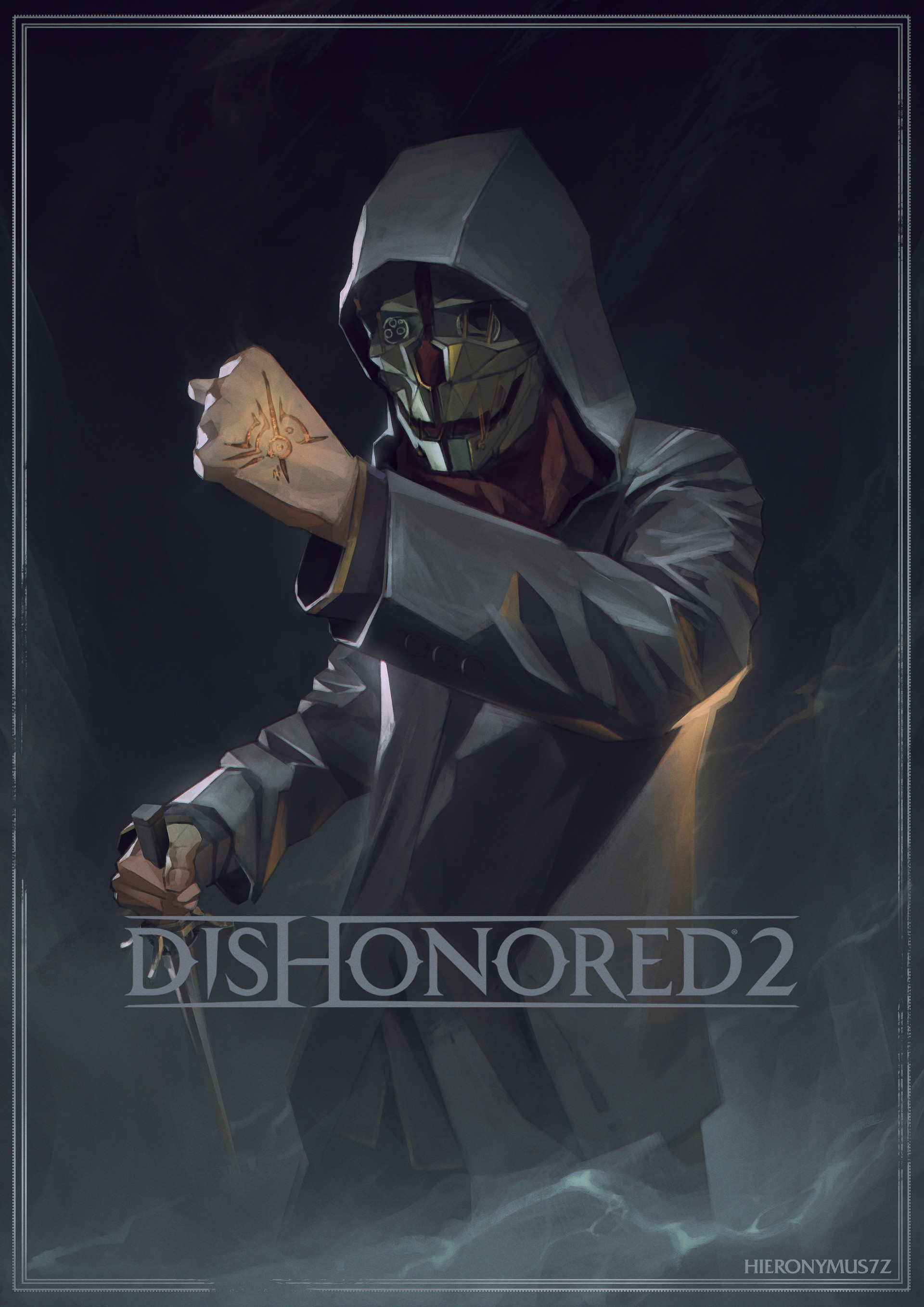 Alfred khamidullin dishonored2 3