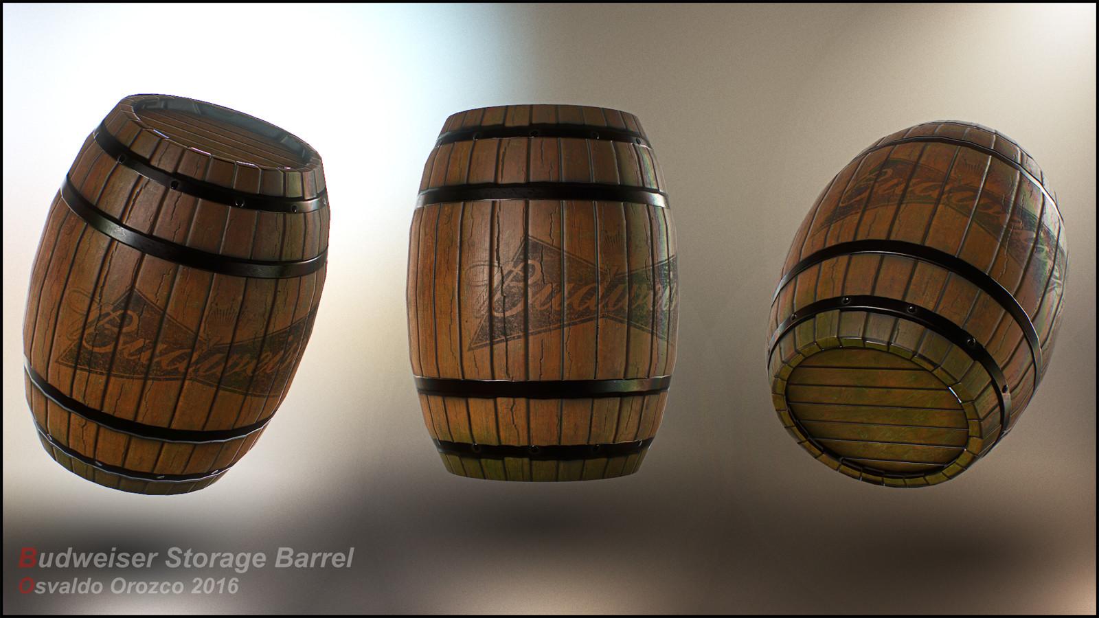 Osvaldo the edge barrel 3