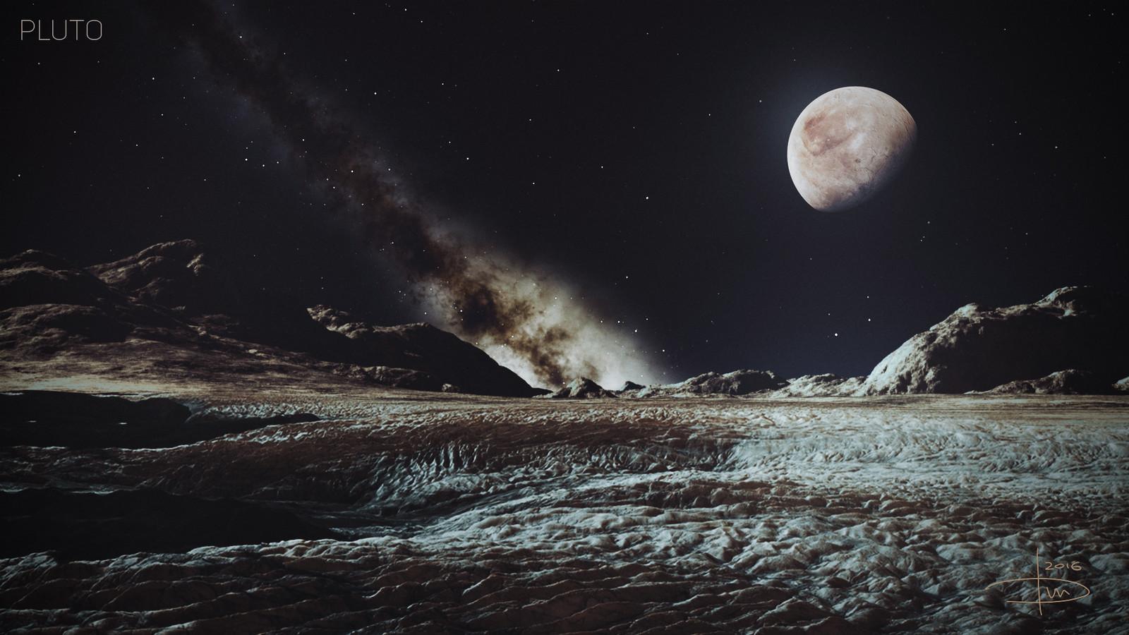 Pluto <3