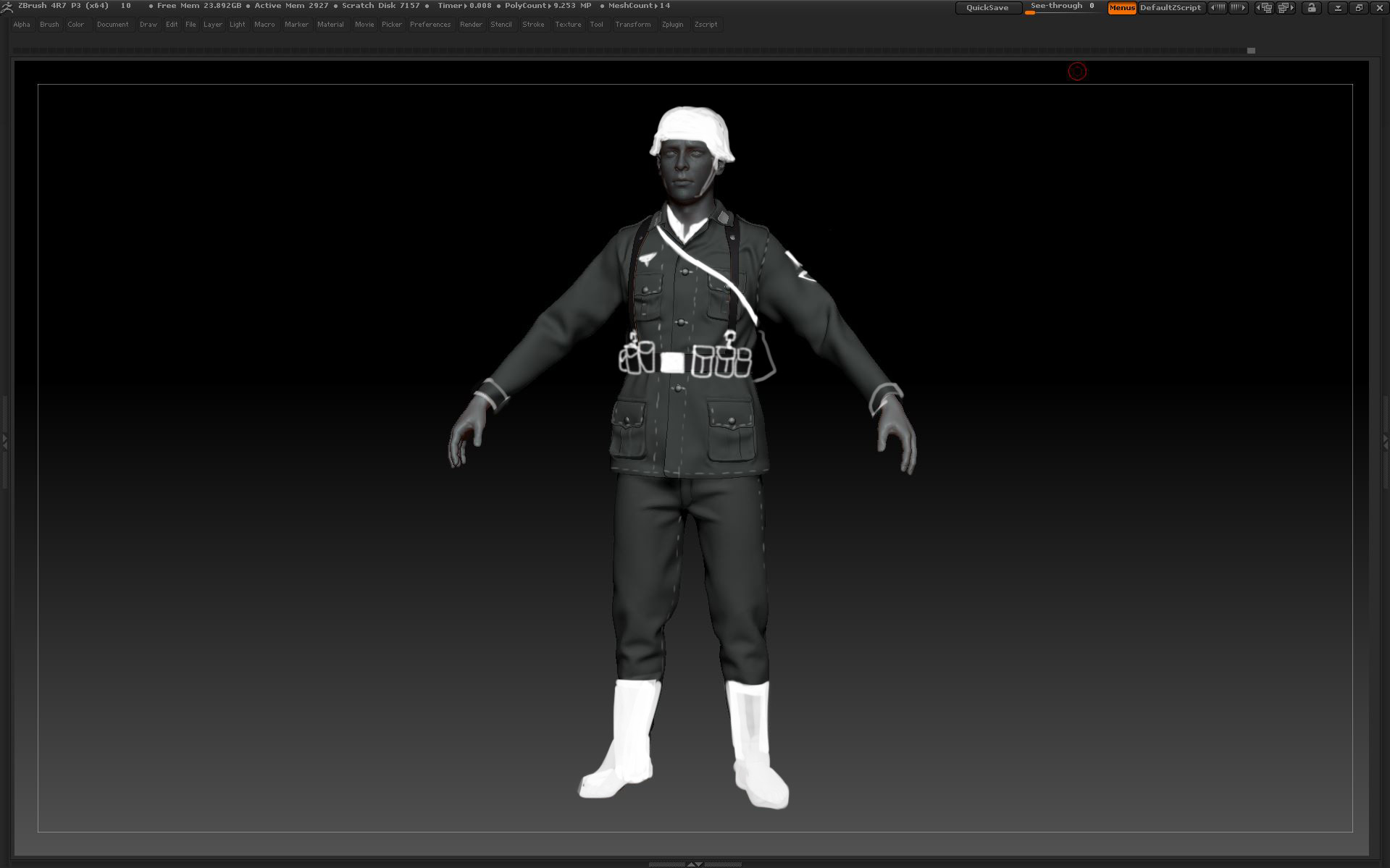 Bao ngoc vu highpoly whitebox 15