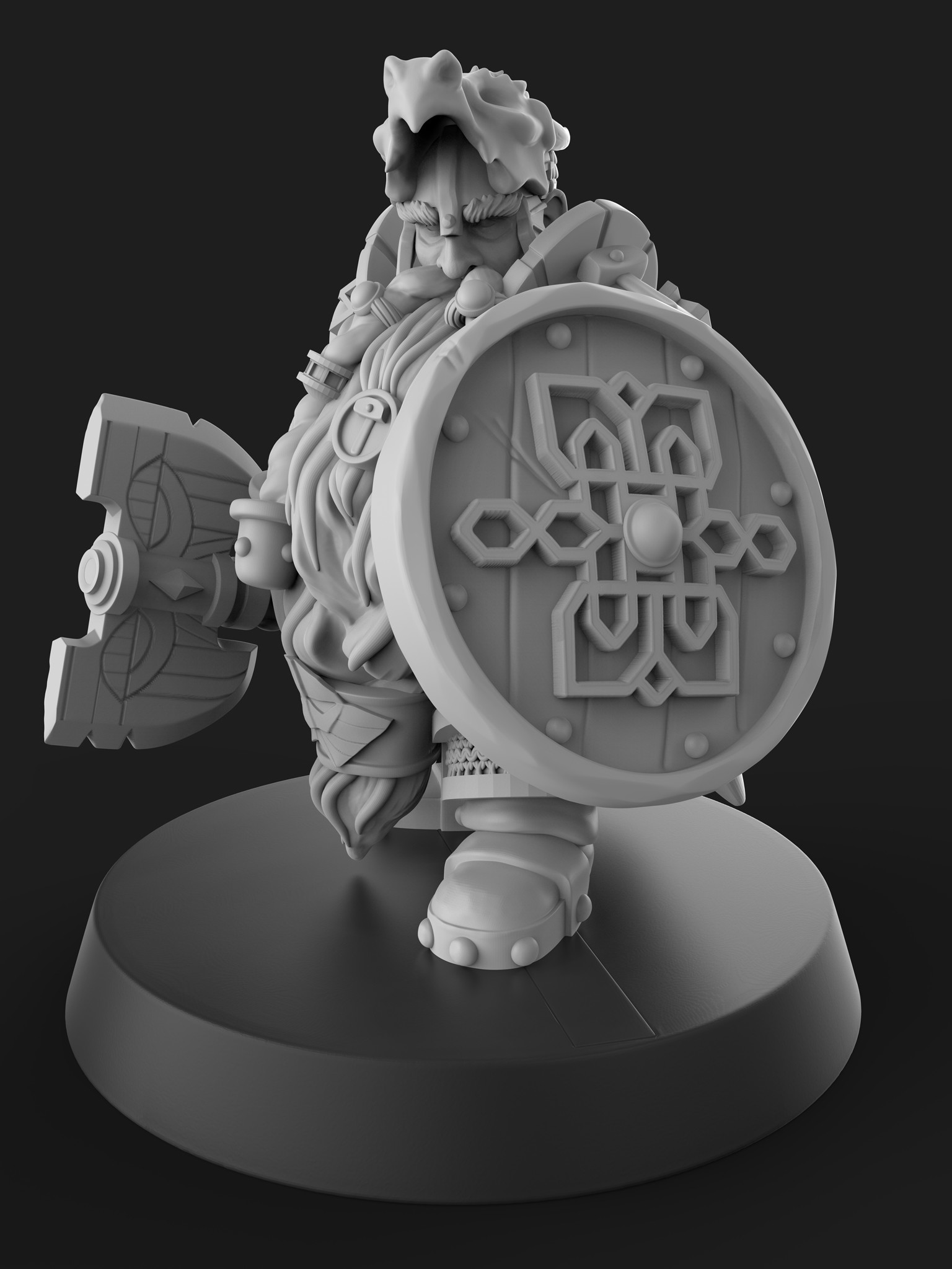 Will higgins dwarf 02 render