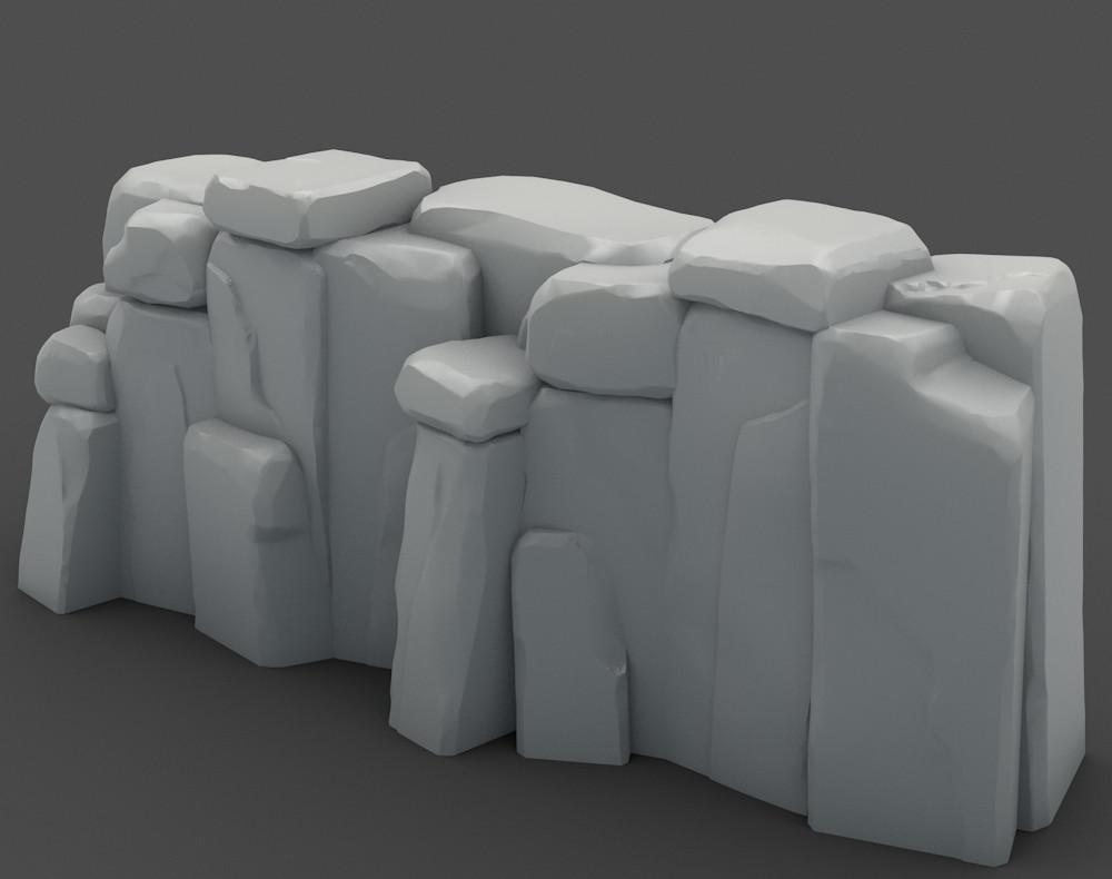 Basile arquis basile arquis stoneage cliff