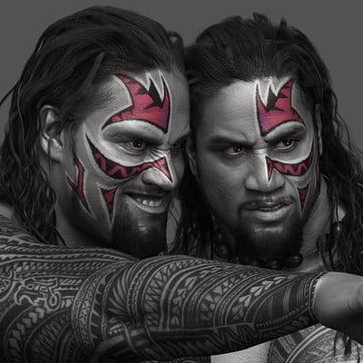 Jimmy&Jey USOs - WWE