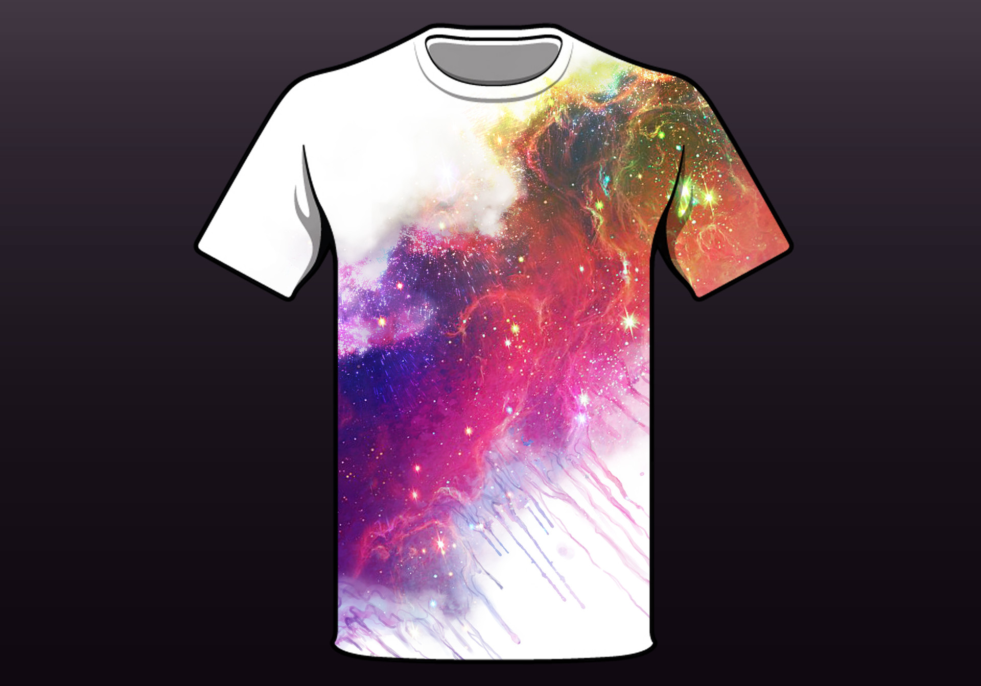 dal costo ragionevole immagini ufficiali amazon ArtStation - Celestial T-Shirt Designs, Edward C. Thomas III