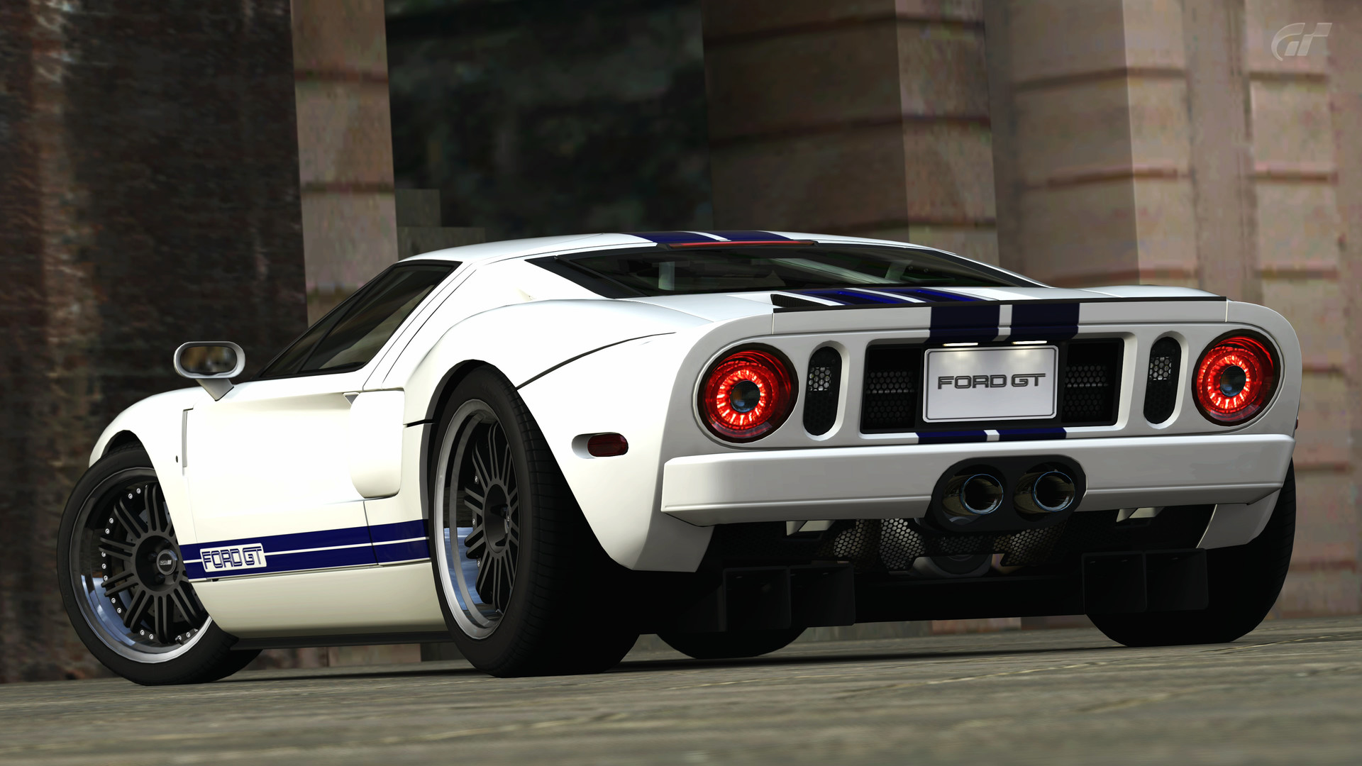 Andre camacho design ford gt 2014 wallpaper 6