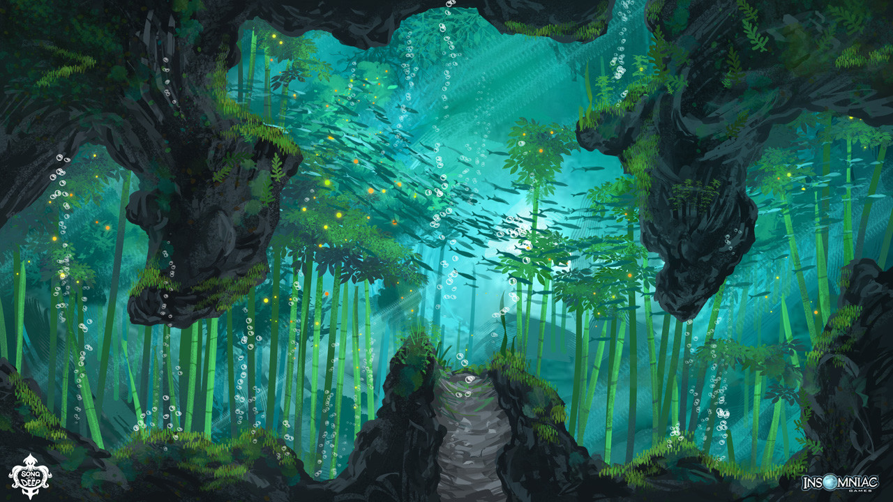 Song of the Deep : sea forest