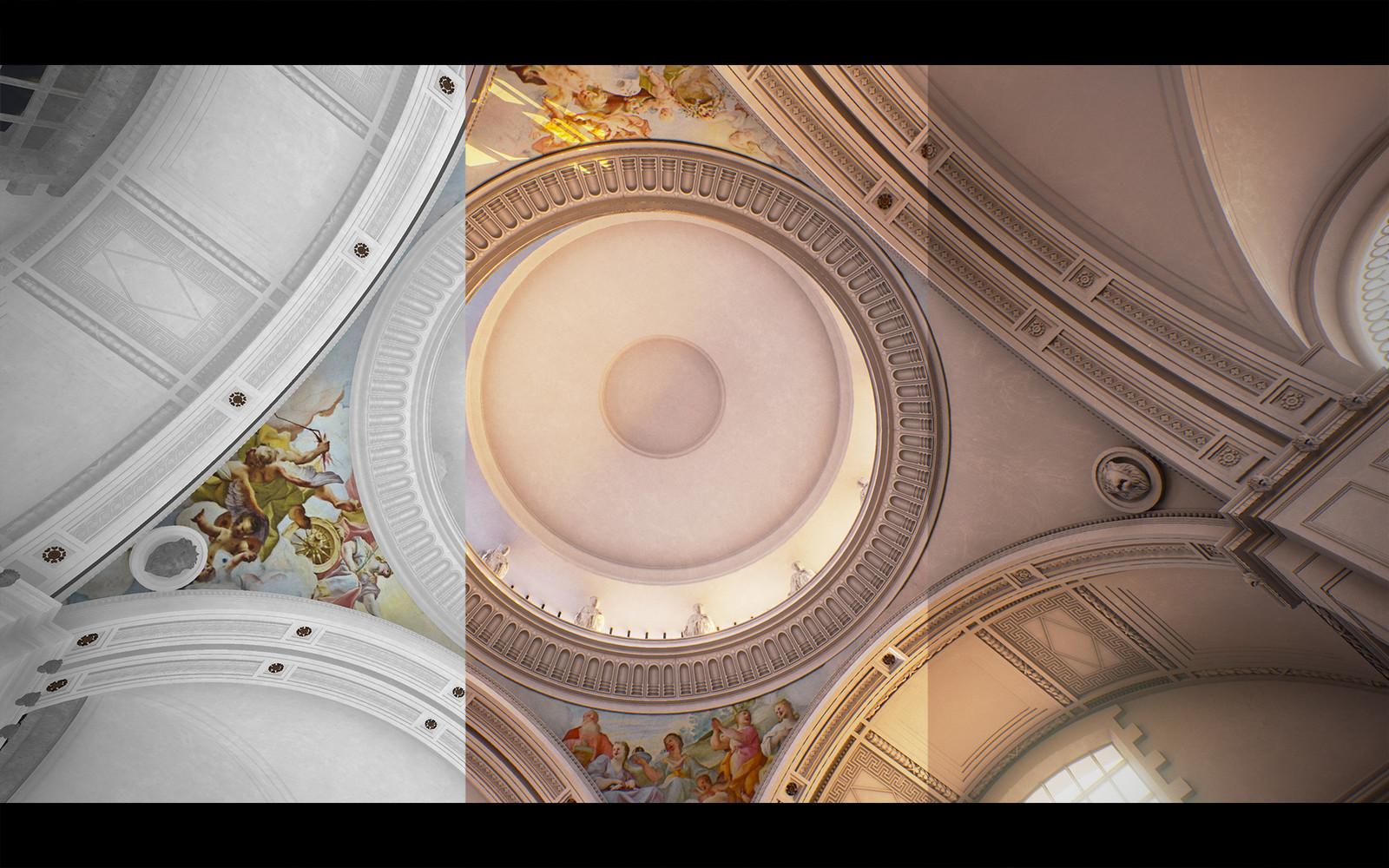 Unreal Engine 4 Breakdown / Roof