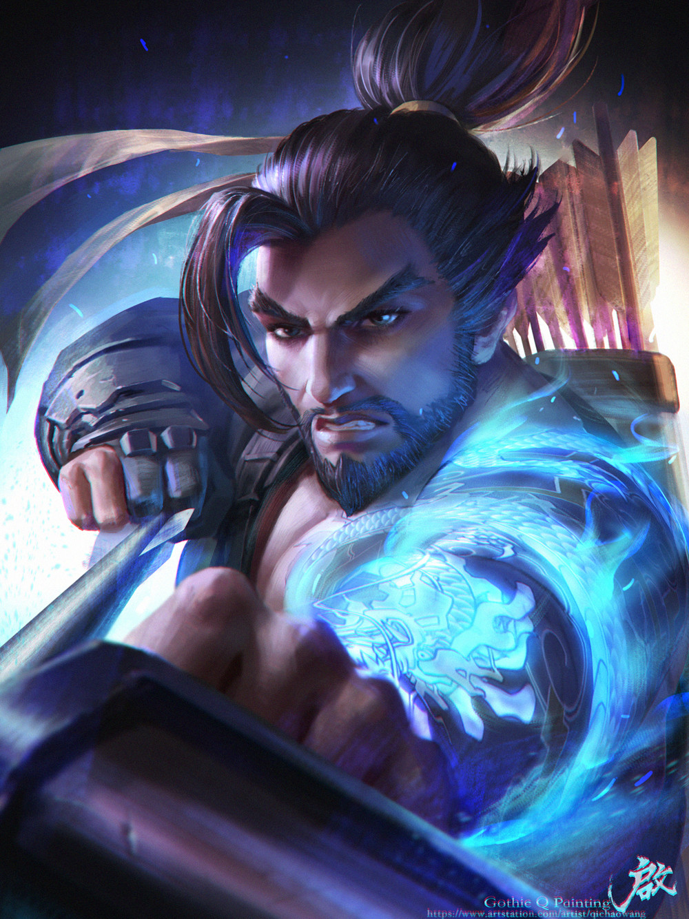 Qichao wang hanzo final