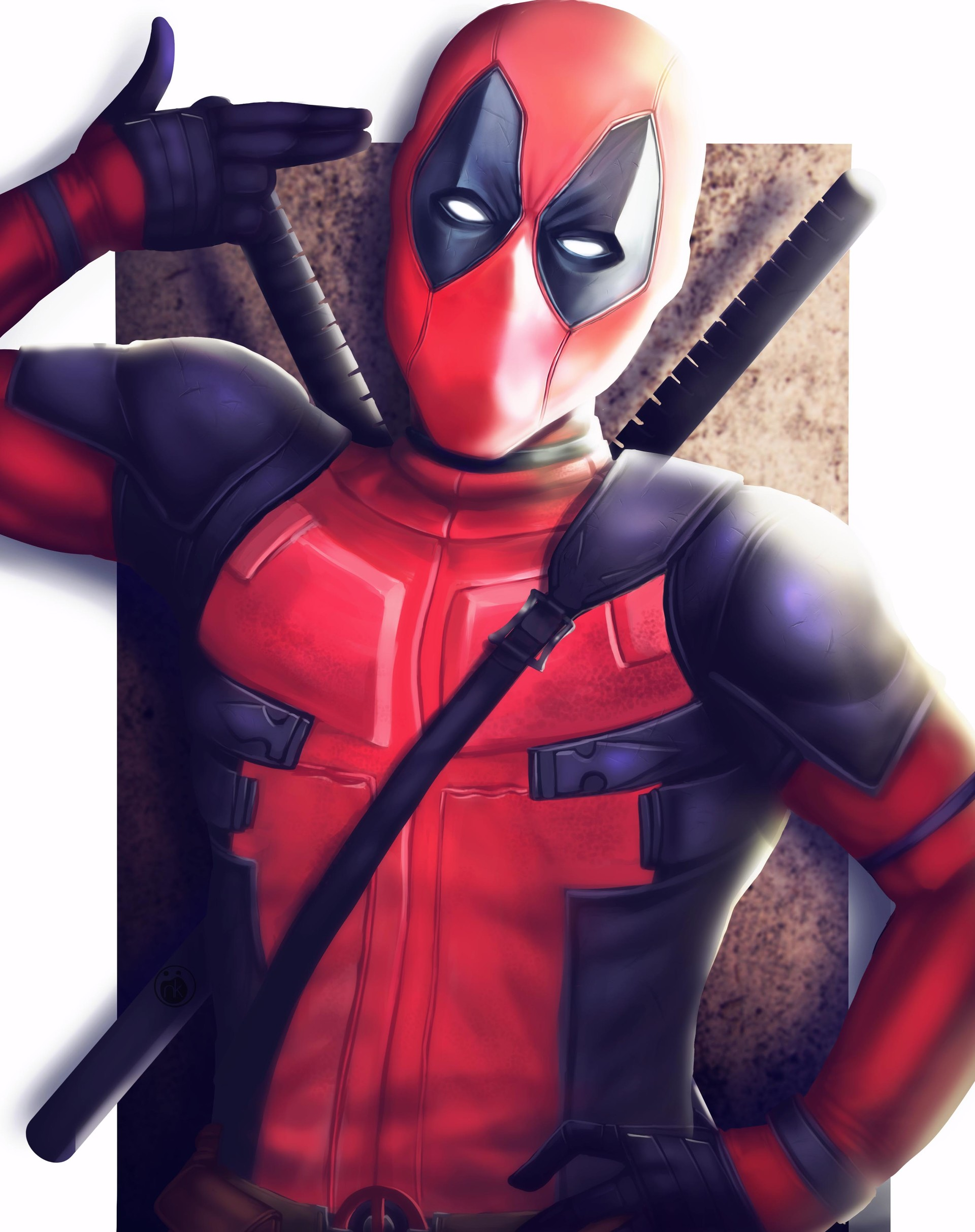 Kai ussin deadpool 9 5x12