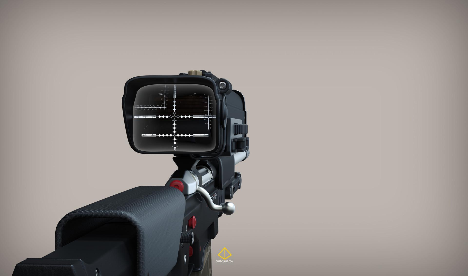 Jordan moss swordfish gun fps