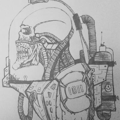 Nathaniel tintinger space skul