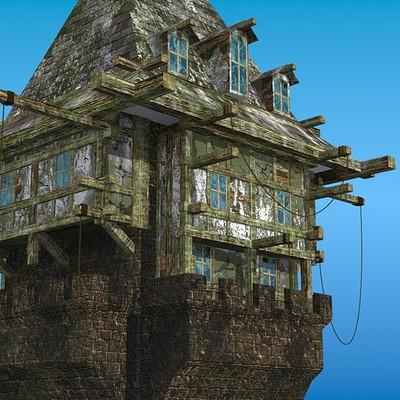 Nathaniel tintinger tower