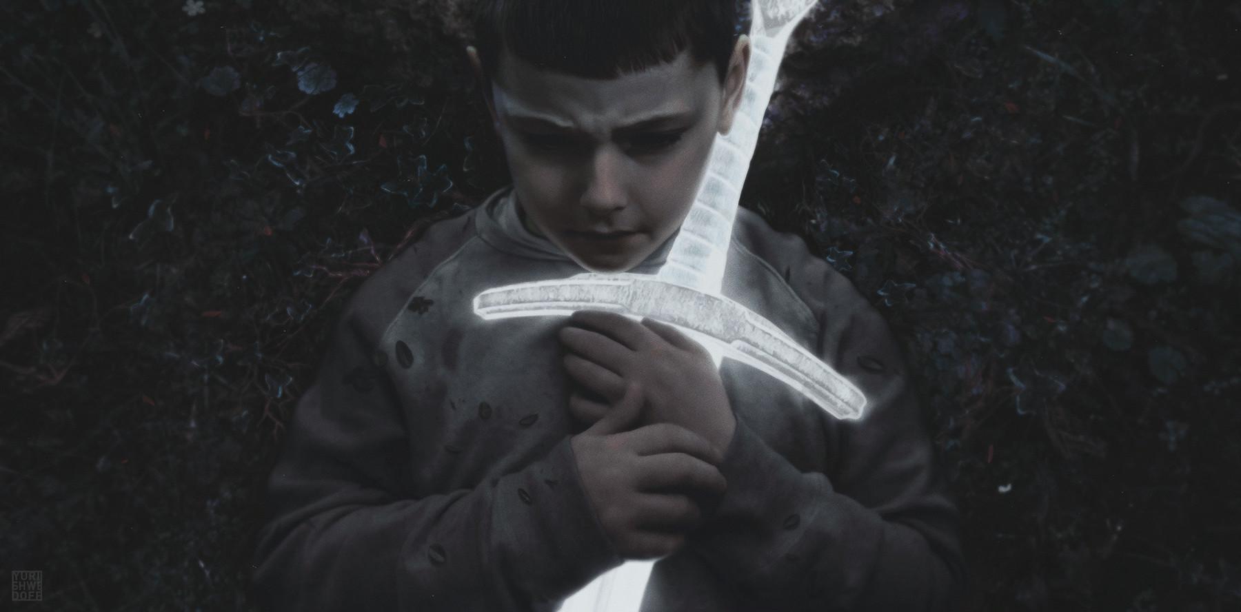 Yuri shwedoff sword