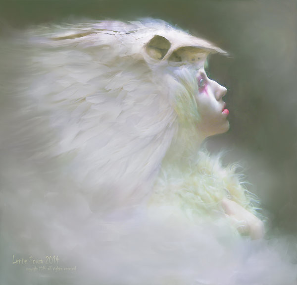 L e n t e s c u r a regina del mondo dei sogni