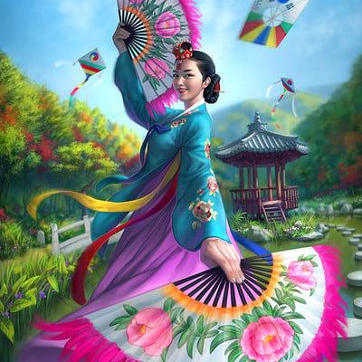 Warren louw ttk 2016 beautiful korea by warren louw