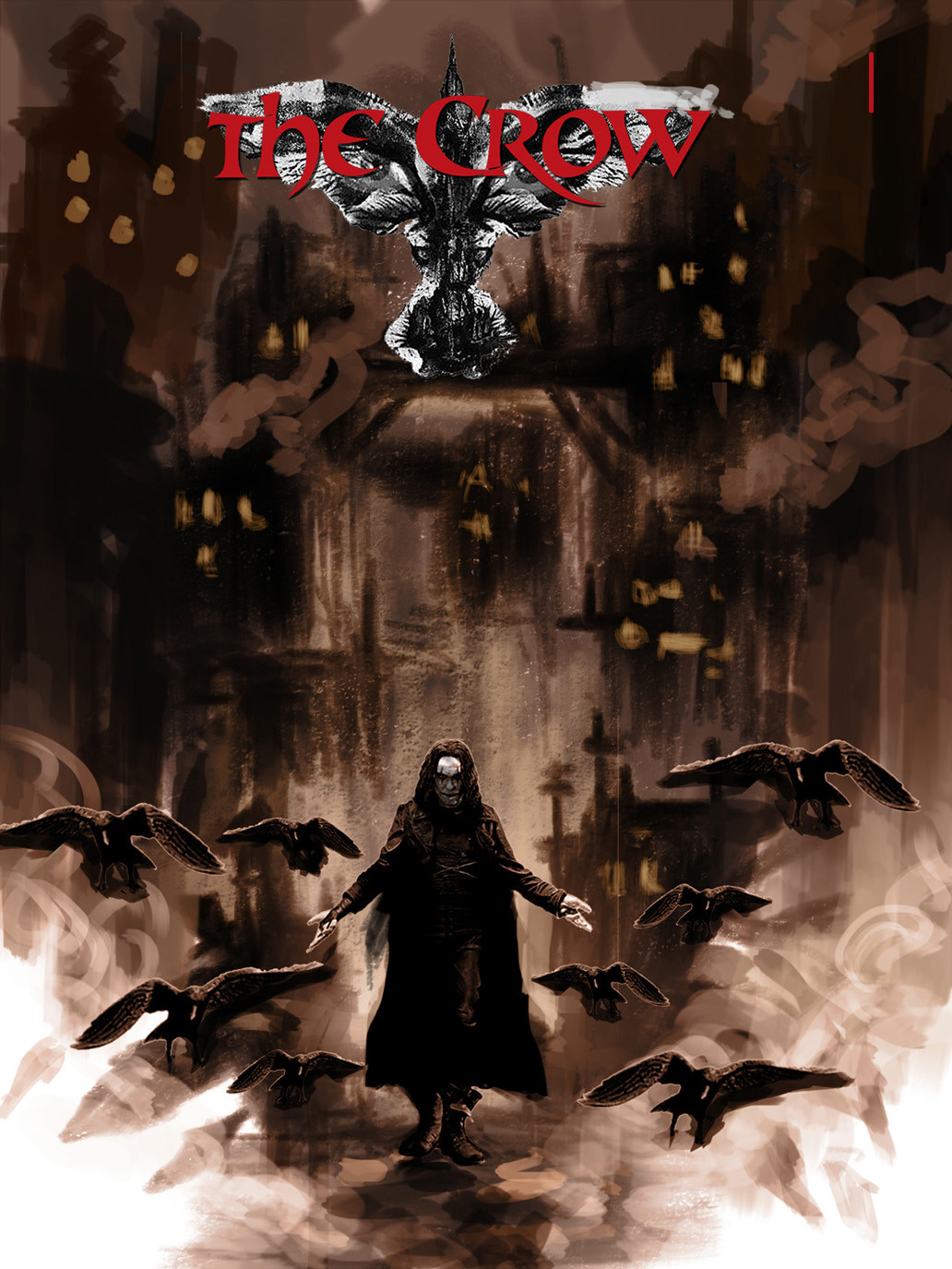 Anthony washington the crow 1