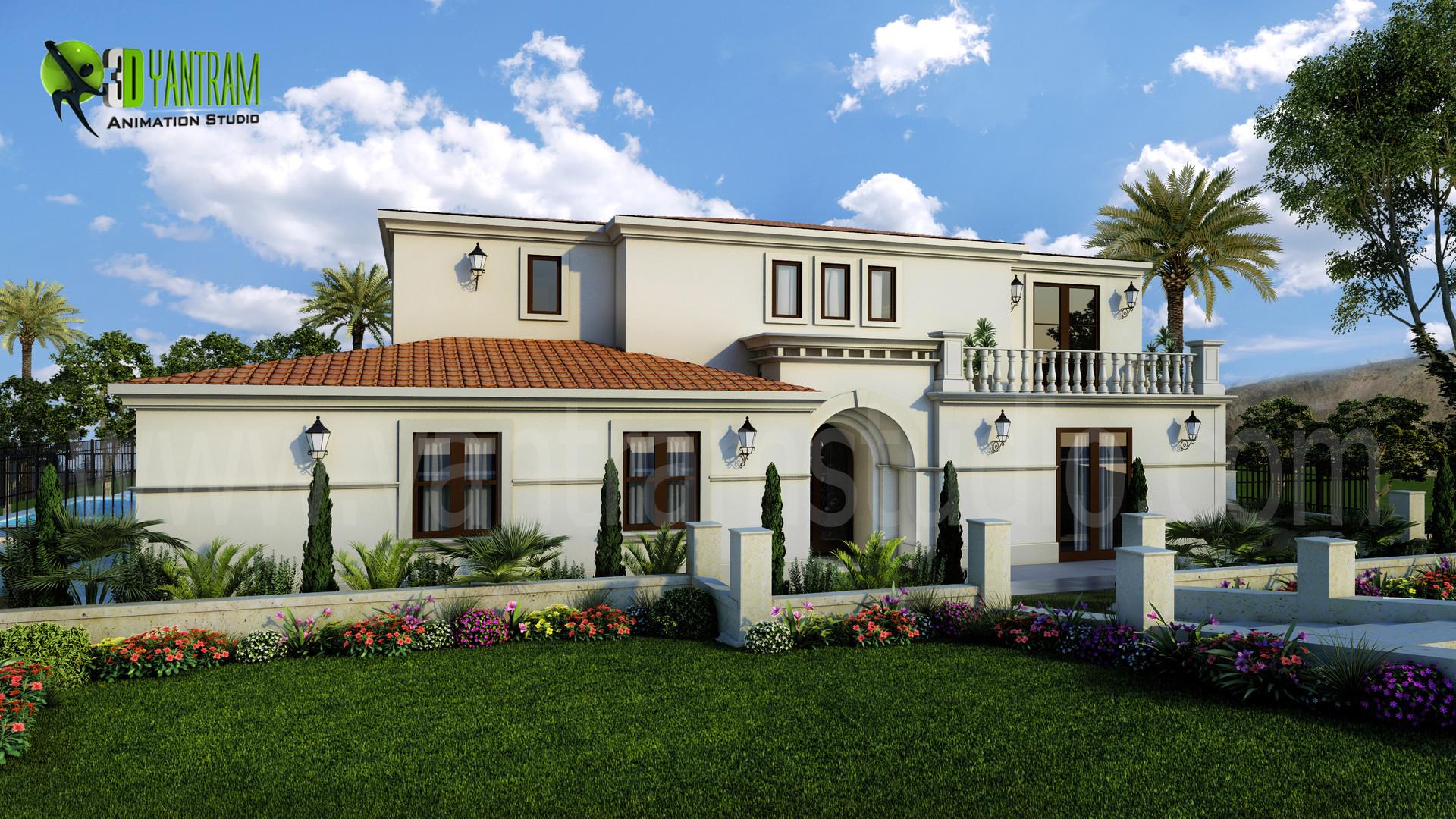 Beautiful House Exterior Design