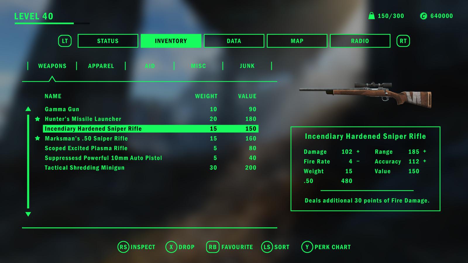 Fallout 4 UI