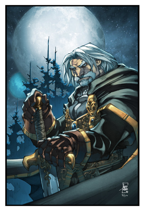 Tony washington world of warcraft genngreymane by tonywash d3775ao